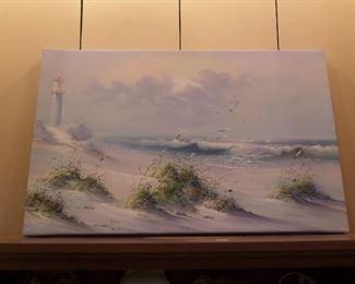 Canvas Beach picture!