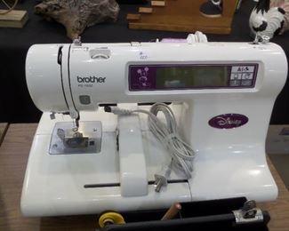 Brother PE 180D Disney sewing machine