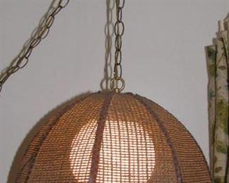 Vintage Retro Hanging Lamp