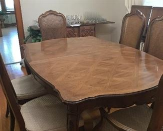 Thomasville Dining Room SET  Buy Now $450