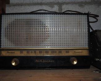 RCA Victor Broadcast radio