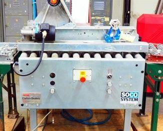 SOCO SYSTEM Case Sealer T-10