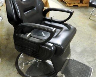 Adjustable Hydraulic Barber Chair