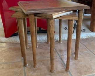 3 pc Nesting Tables