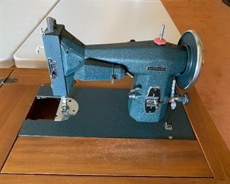 Kenmore Industrial Sewing Machine in Cabinet30 x 24 x 17HxWxD
