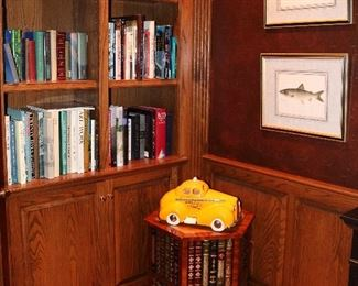 Books, Maitland Smith, Fish Artwork