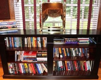Books, Dressing Mirror, Solid Wood Bookcase