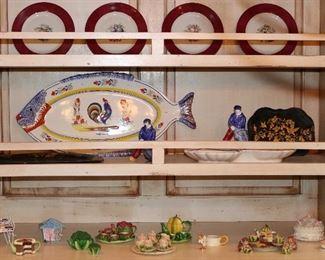 Miniatures, Limoges and Portuguese Porcelain