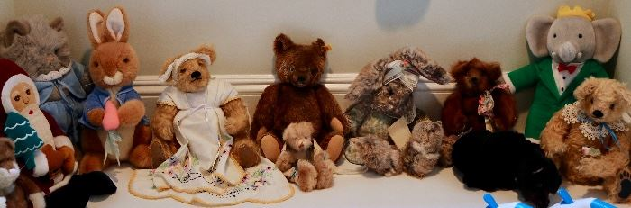 Stuffed Animals made with Real Fur