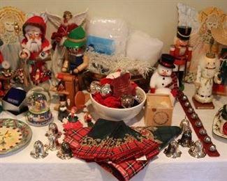 Steinbach Nutcrackers & other Christmas