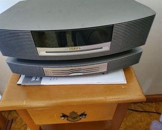 Bose Radio & CD Player