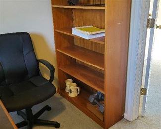 """Book Shelf 36"""" W x 12"""" D x 60"""" T"""