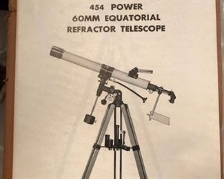 Bushnell telescope manual