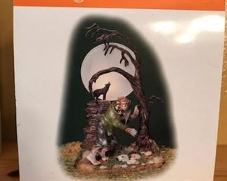 Dept 56 -- Halloween Full Moon