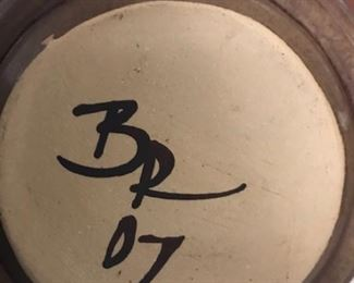 artisan teapot signature