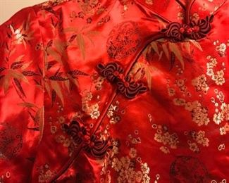 chinese dress detail