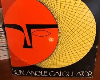 sun angle calculator
