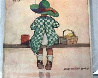September 1930 Good Housekeeping (slight wear)