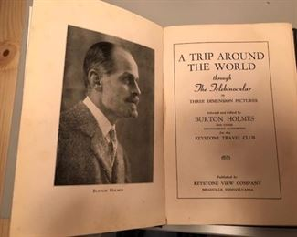 Telebinocular viewer book title page