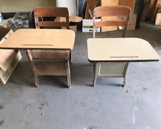 pair childs desks