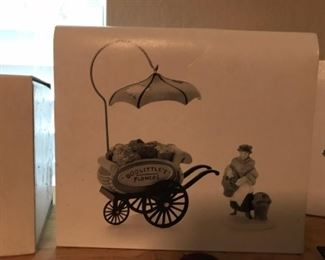 dept 56 doolittle flower cart