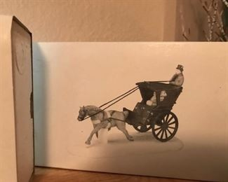 dept 56 2 person carriage