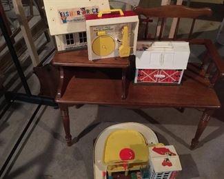 Fischer Price toys with accessories