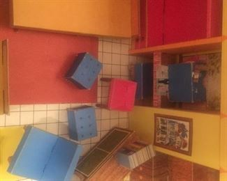 Furniture for Barbie House Used but VERY GOOD condition