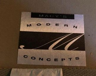 Modern Concepts