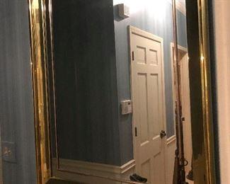 M.C. Escher mirror