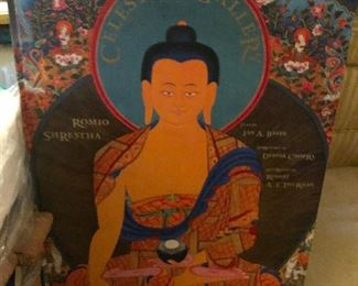 WHAT is that? Manly handsome Buddha wants to marry you