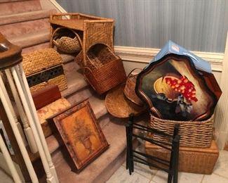 Baskets and sundry