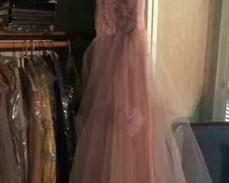 gorgeous vintage prom dress