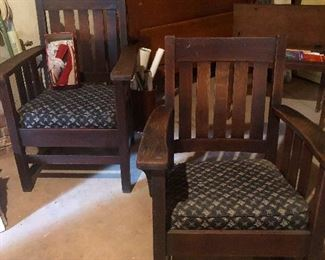 Missionary chairs