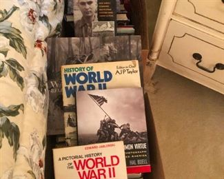 Like TONS of WWII literature