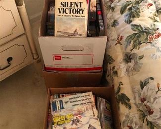 You won't BELIEVE all the WWII literature