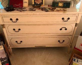 nice distressed dresser