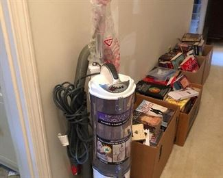 another new vacuum cleaner