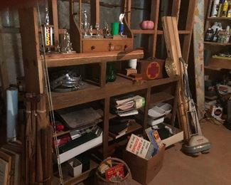 basement stuff
