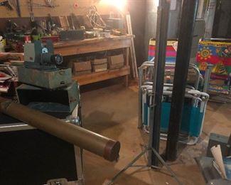 too much basement stuff!