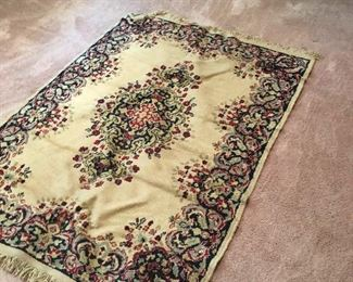 rug the size of a beach towel