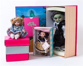 Marie Osmond, Madame Alexander dolls