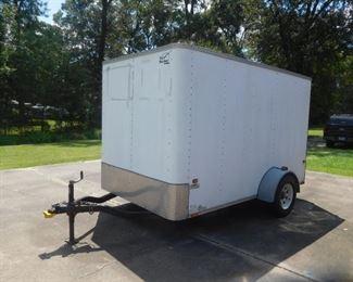 6' x 12' cargo trailer