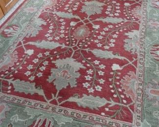 another area rug, matching