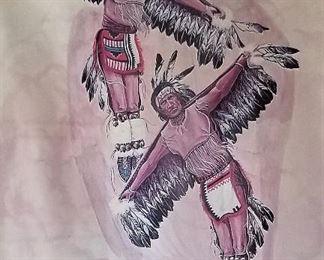 Native American Art.