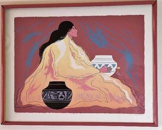 Fabulous Native American Art.