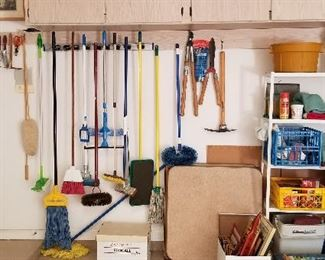 Tools for sale. Yard tools and other tools for sale.