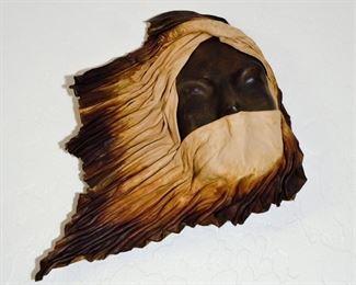 Sculptured Mask.