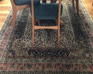 Pakinstani Hand knotted rug