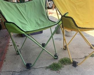 Snazzy Camping Chairs